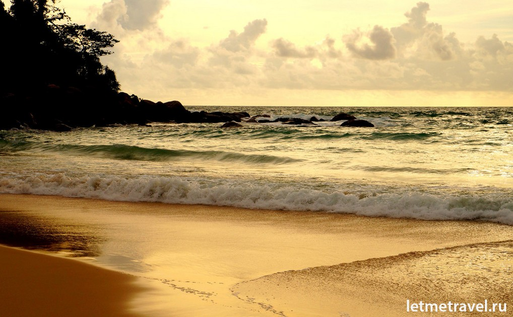 Потрясающий вид , Kata Noi Beach