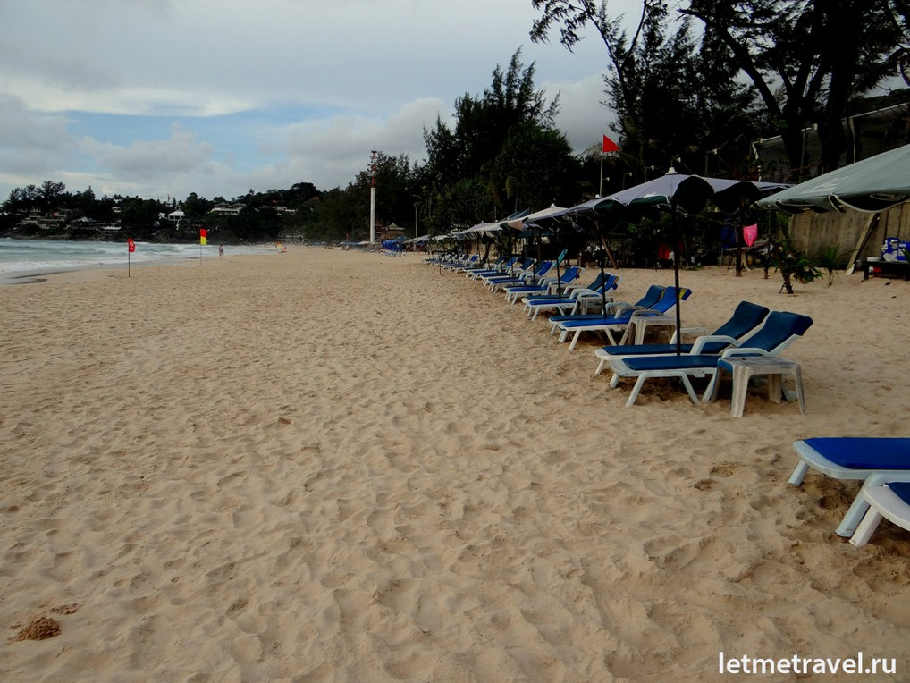 В ожидании дождя,Kata Noi Beach