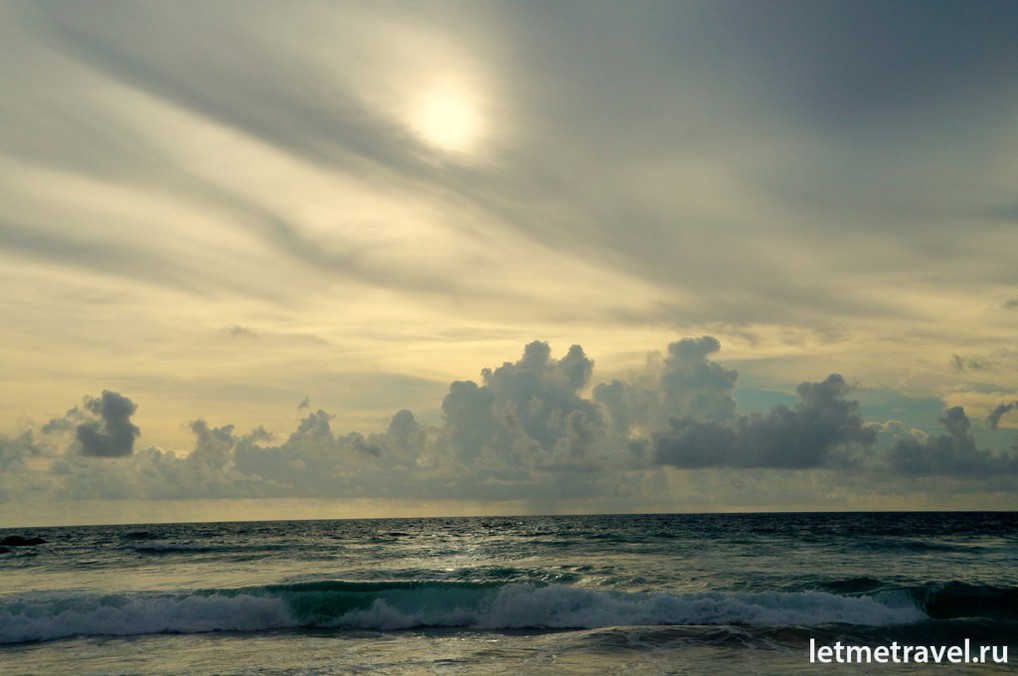 Потрясающий вид,Kata Noi Beach