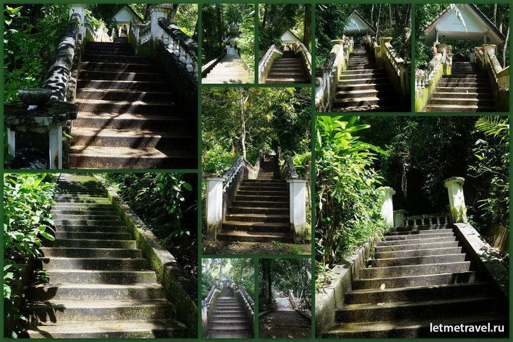 Очень длинная лестница