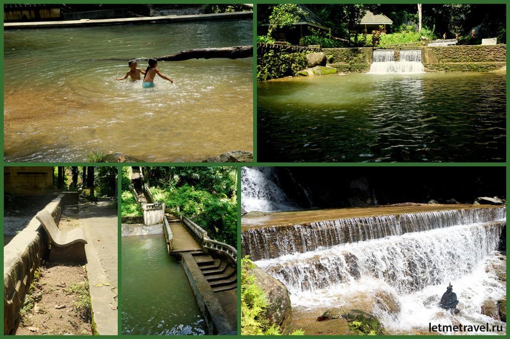 Водопад Кату(Kathu)-первый ярус