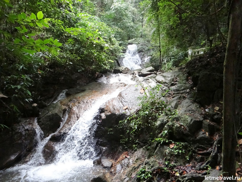 Водопад Кату(Kathu)