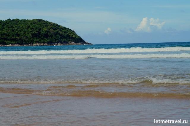Пляж Най Харн(Nai Harn Beach)