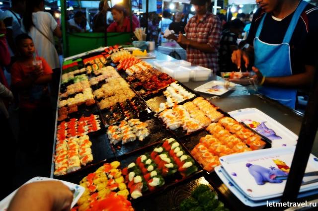 Суши на любой вкус