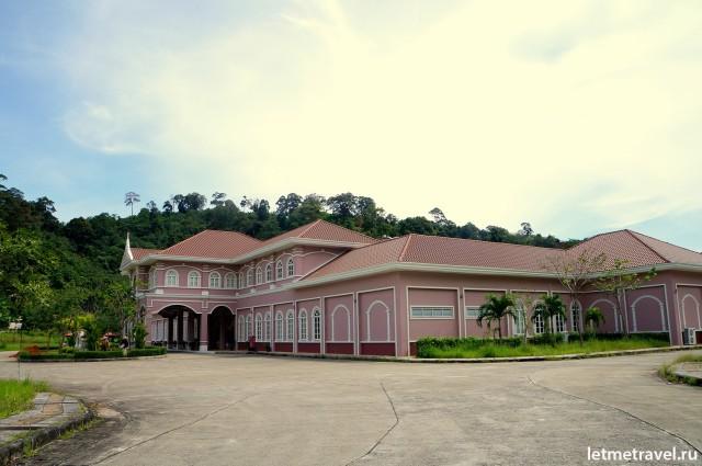 Здание музея горного дела