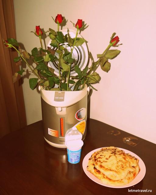 Русские блины на ужин