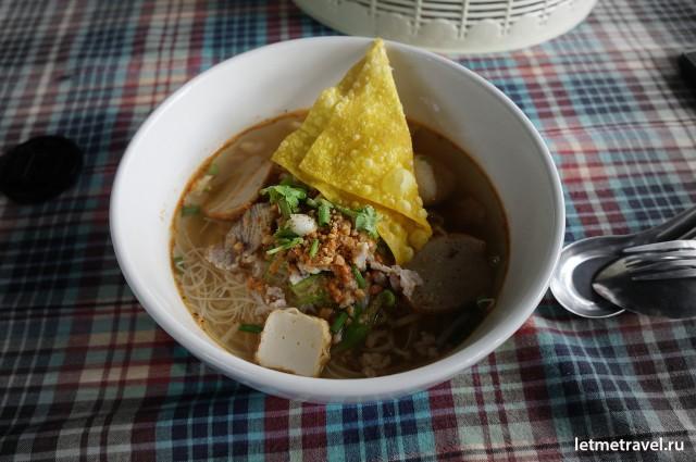 Супчик Том Ям, блюда тайской кухни фото