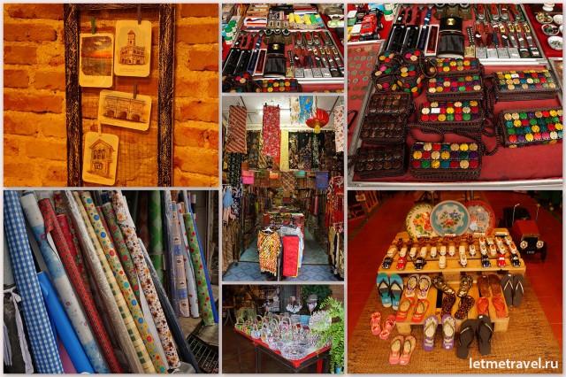 Сувениры на Пхукете