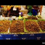 Похрустим? Немного о жареных насекомых Тайланда