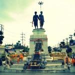 Монумент Героиням на Пхукете