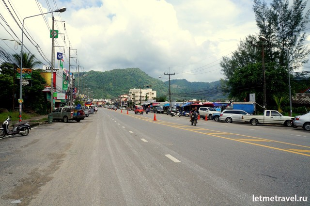 Вторая дорога на Камала