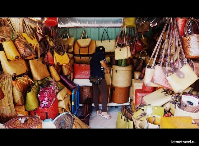 Бамбуковые сумки