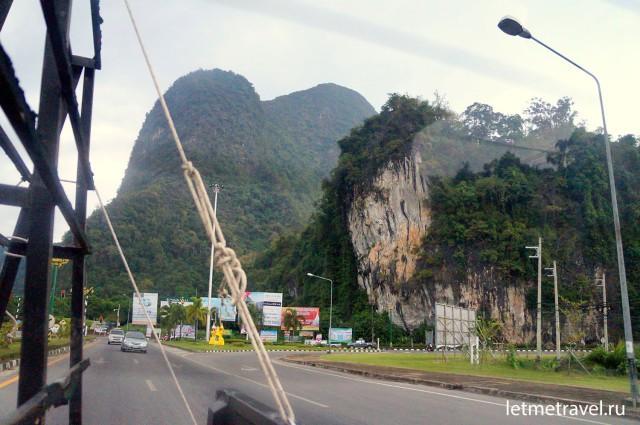 Скалы Пханг Нга