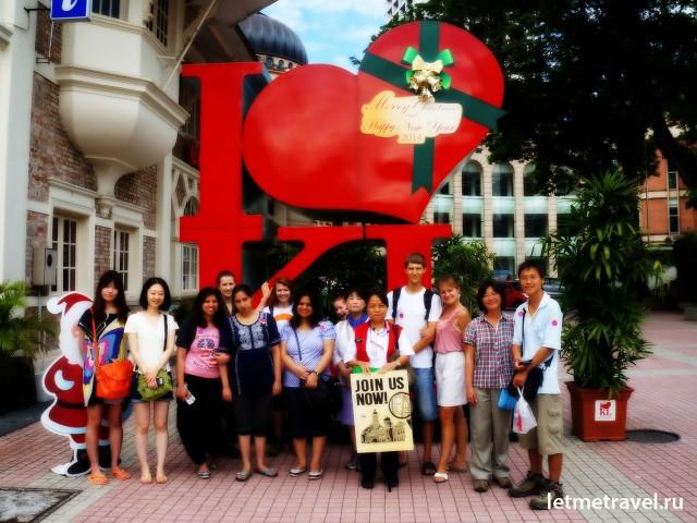 Free Kuala Lumpur Tour