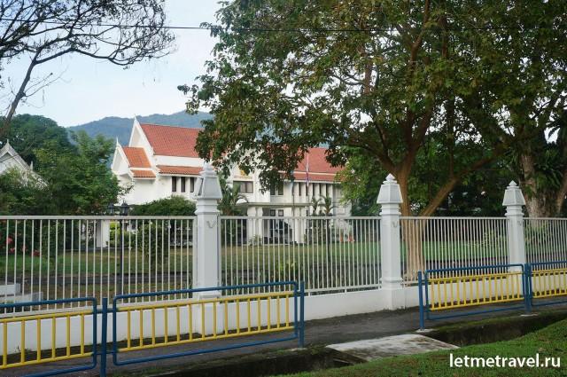 Тайское посольство на Пенанге