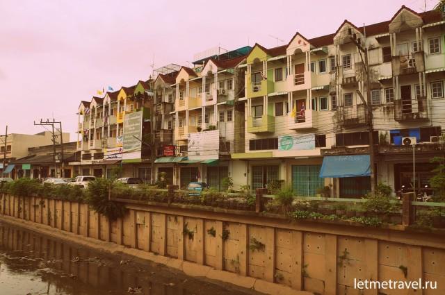 Канал в Хат Яй