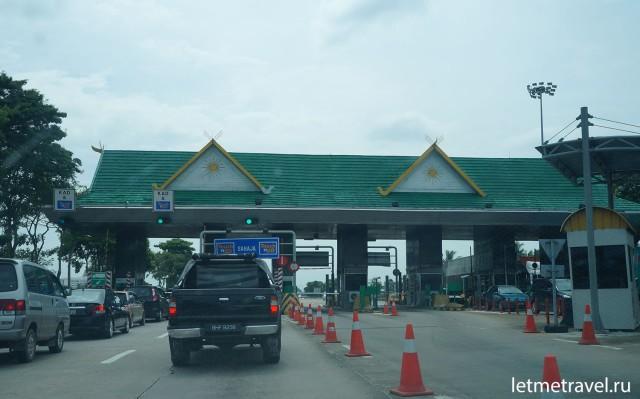 Платные дороги Малайзии