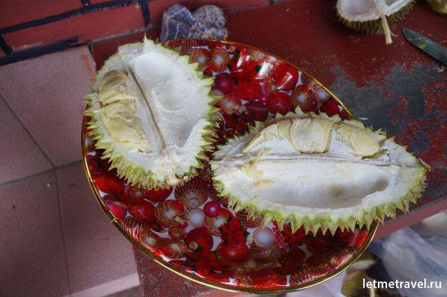 Экзотические фрукты Тайланда фото