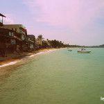 Развлечения на пляже Бопут Самуи