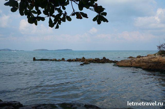 пляж чавенг фото