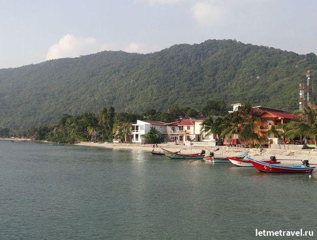Остров Ко Панган достопримечательности