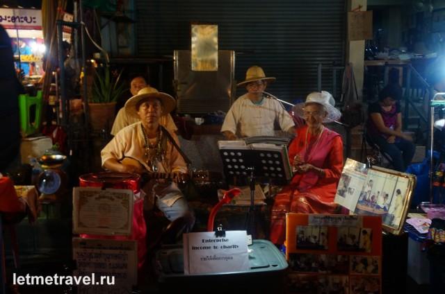 Субботний рынок в Чианг Май