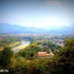 Один день в городе Луанг Прабанг — достопримечательности и прочее