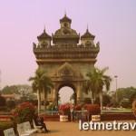 Столица Лаоса Вьентьян нашими глазами